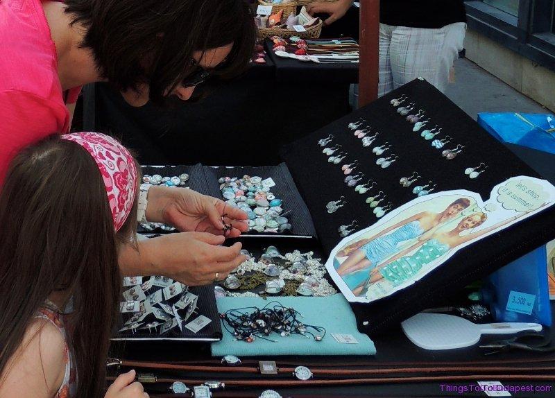 Budapest WAMP Market - Design Jewelry