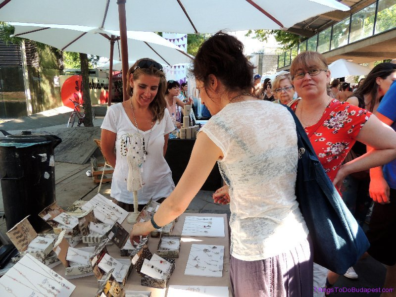 Design Fair - Sunday Market Budapest