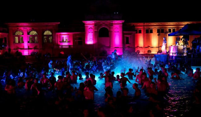 Bath Party Budapest Fun Things