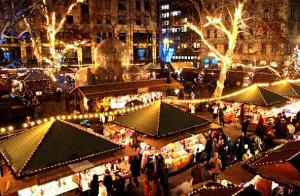 Budapest Christmas Market budapestinfo
