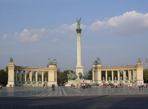 Heroes Square Budapest Things to Do