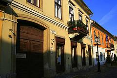 Obuda district in Budapest Zsoolt