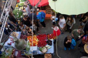 Szimpla Kert Farmers Market Sundays