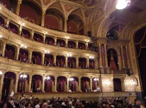 Opera House Budapest Show