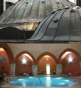 Veli Bej Bath Turkish baths in Budapest