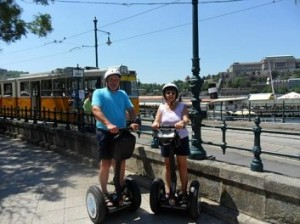 Segway tours things to do Budapest