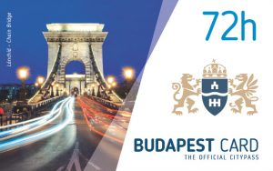 Budapest Card 72 hours