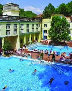 Lukacs Baths Budapest