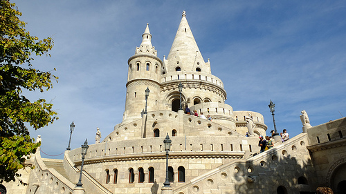 Buda Castle Fishermans Bastion One Day Budapest