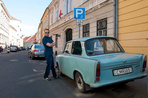 Buda Castle Trabant Communist Car One Day Budapest