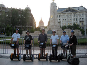 Budapest City Segway Tours