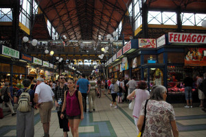 Budapest Great Market Hall Tour and Lunch