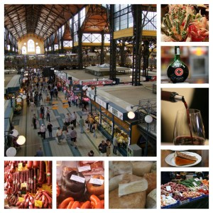 Budapest Market Food Tour with Wine Tasting