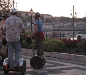 Budapest Segway Tour on Danube Promenade