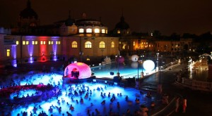 Budapest Szechenyi Baths Party