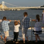 Danube Cruise with Kids in Budapest Sophie Ship
