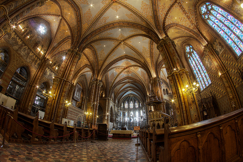 Matthias Church Buda Castle One Day Budapest