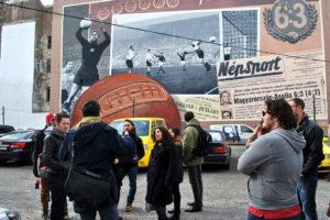 Alternative & Street Art Tour Budapest