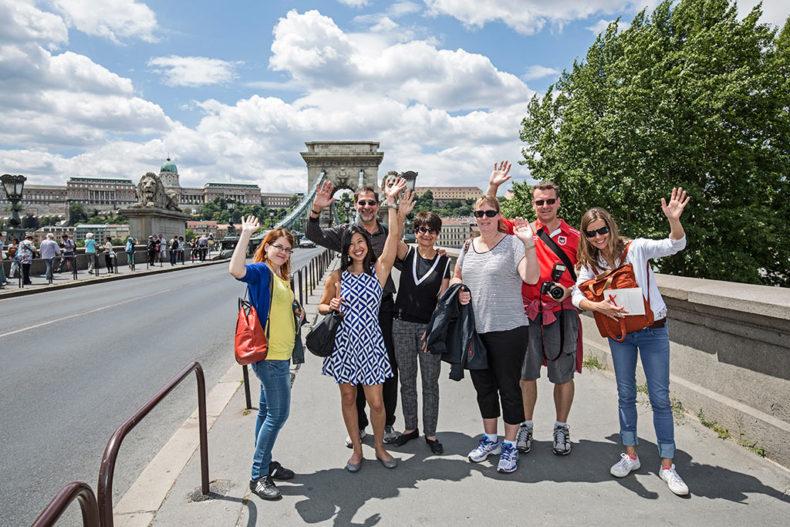 Budapest Walking Tour