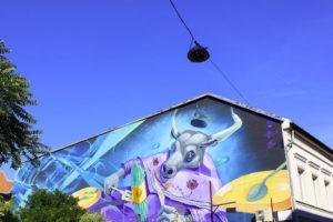 Street Art Walking Tour Budapest