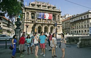 Walking Tour Budapest