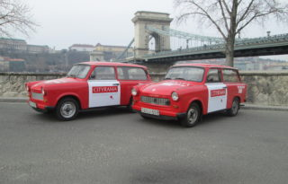 Budapest Trabant Tour