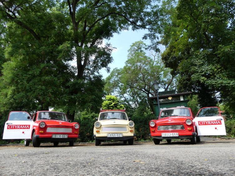 Trabant Tour Budapest